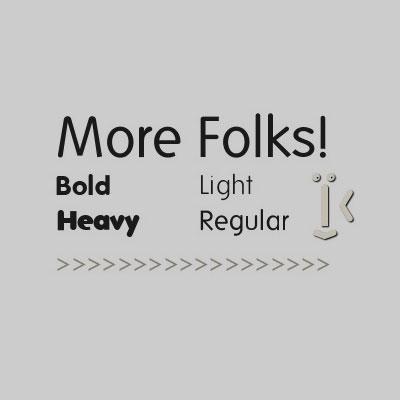Free San Serif Fonts - Folks