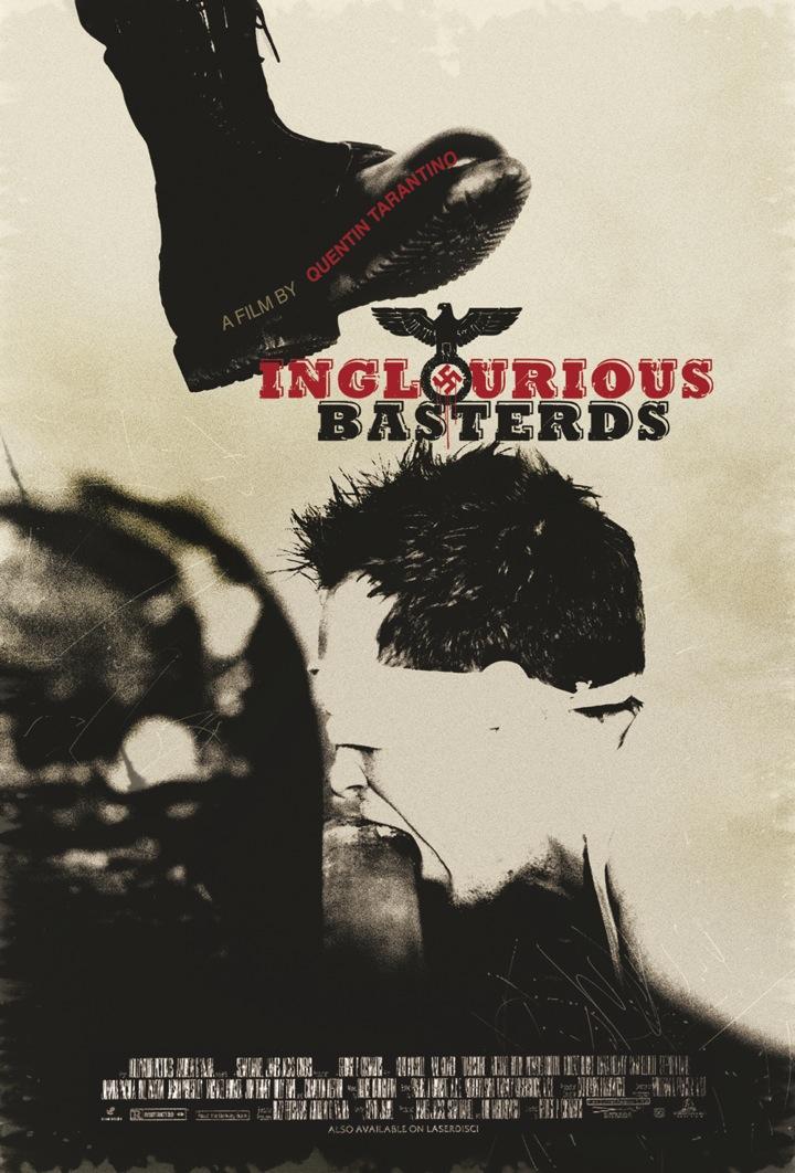 Inglourious Basterds Movie Poster Arts by Estevan Oriol