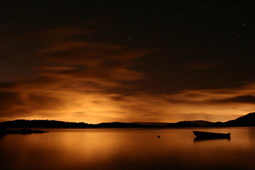 Low Light and Night Photography - Night at Loch Lomond