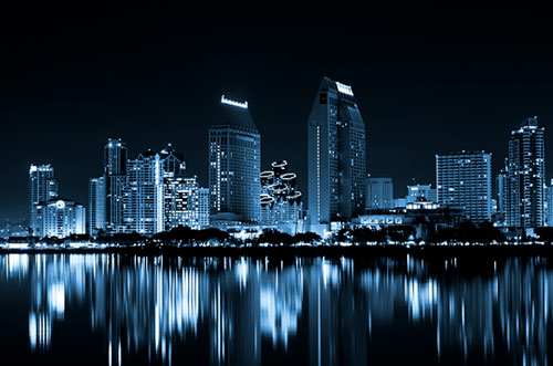 Low Light and Night Photography - Blue of the Night & 20 Stunning Low Light and Night Photography for inspiration ...