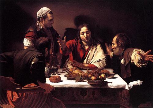 Antique Oil Paintings - Caravaggio