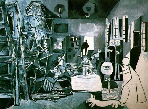 Antique Oil Paintings - Pablo Picasso