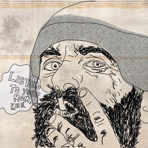 Creative Examples of Doodle Art - Jamie Tao 2