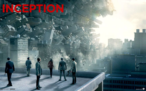Download High Quality Inception Posters and Wallpapers
