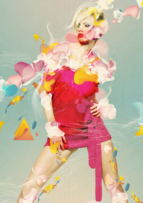 Amazing Illustrations by Alberto Seveso - Computer Arts Subscribers Miniposter
