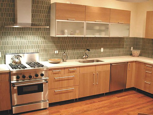 60 kitchen backsplash designs for Backsplash designs for small kitchen