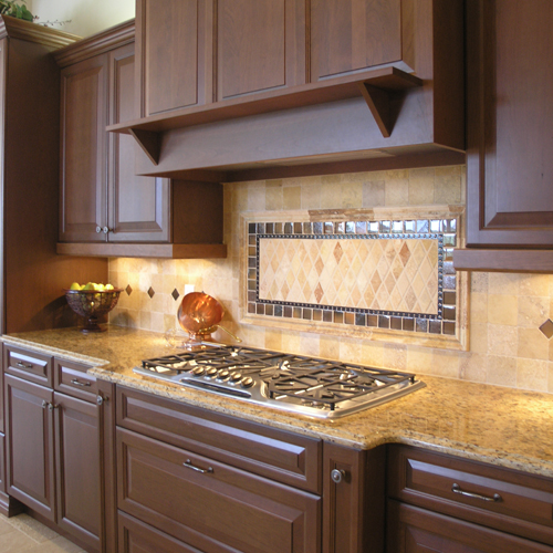 Kitchen Backsplash Granite: 60 Kitchen Backsplash Designs