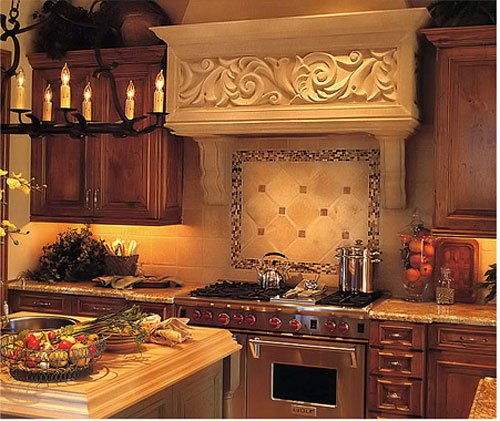 classical backsplash designs with mural are quite stylish right what