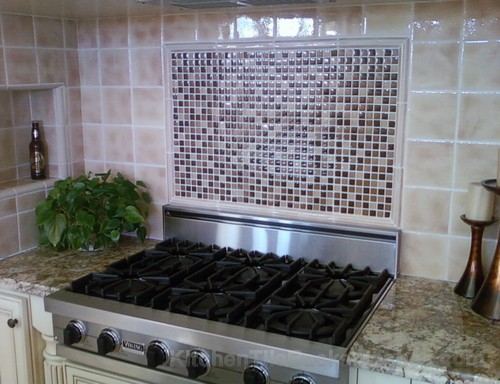 Small kitchen tiles design home design and decor reviews for Kitchen tiles design photos