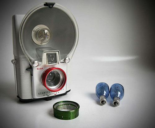 Medical Photography  – Kodak Startech Vintage Camera