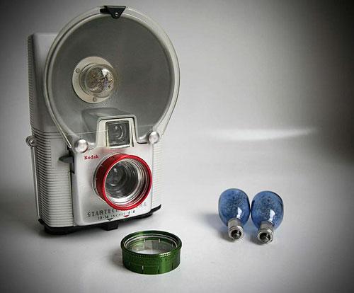 Medical Photography  – Kodak Startech Vintage Camera
