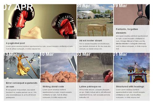 Most Beautiful WordPress Theme for Photographers - Futurosity Aperio