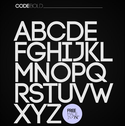 Download High Quality Free Fonts - Code Free Font