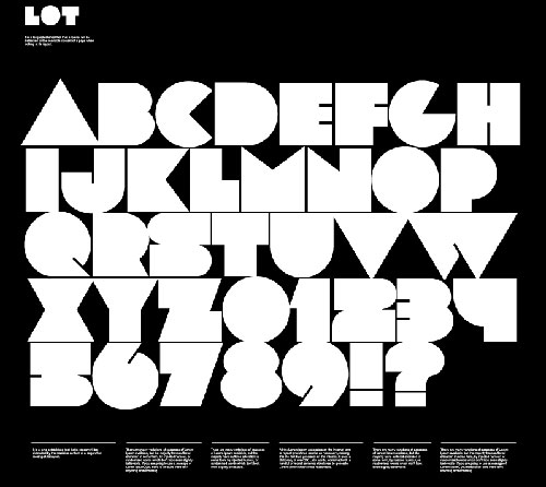 Download High Quality Free Fonts - LOT free font