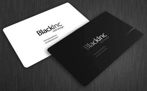 Freebies download free business card psd templates cariblogger black inc free business card by robbythedesigner colourmoves