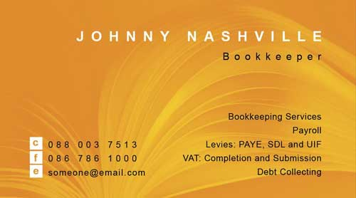 Free Business Card PSD Template by Nighthawk101stock