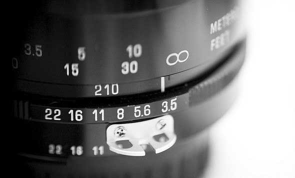 Mastering Your Camera Aperture - F Numbers