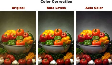 Photography 101: Color Correction Example