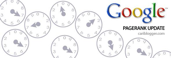 Google Page Rank Update June 2011