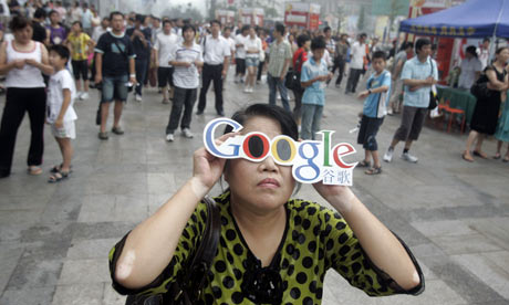 Google Hinted Upon China for Gmail Hacking
