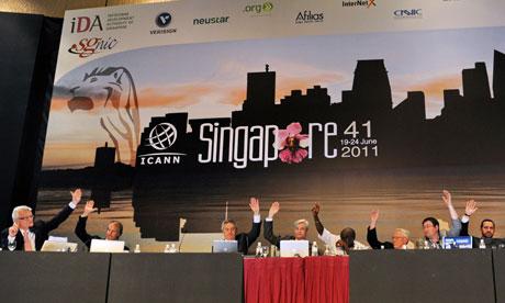 ICANN Vote 2011