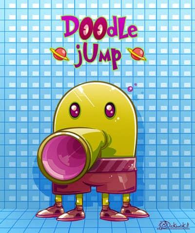 Ockuck Doodle Jump Doodle Jump