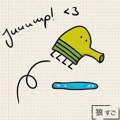 Jump jump Doodle Jump