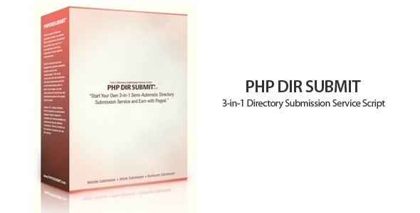 PHP Dir Submit: SEO Script for Building Links and Making Money