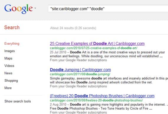 Google Search Command