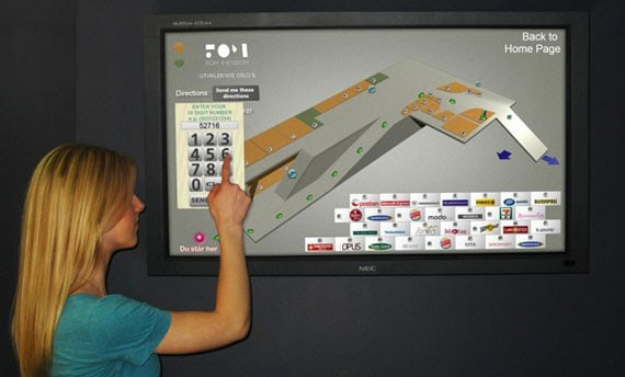 Digital Wayfinding Signage Gets Smart