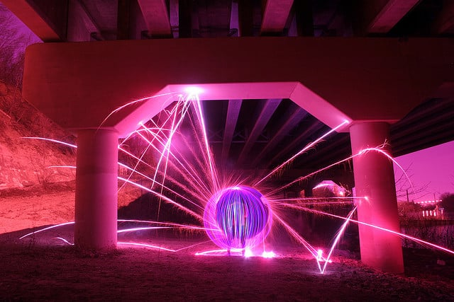 Light Graffiti by ana Maltby