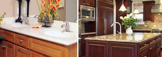 RTA Kitchen and Bathroom Cabinets