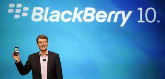 BlackBerry 10 Sneak Peek