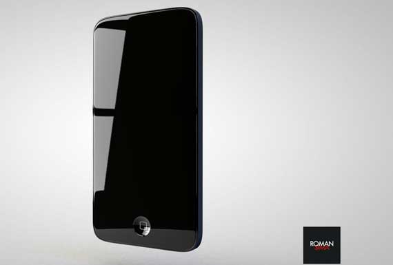 The New iPhone 5 Concept with Clean & Minimal Design