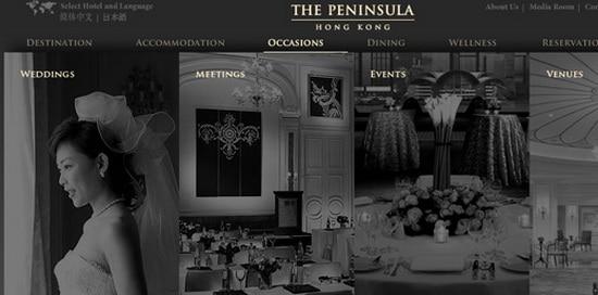 Peninsula Hotel Kong Kong