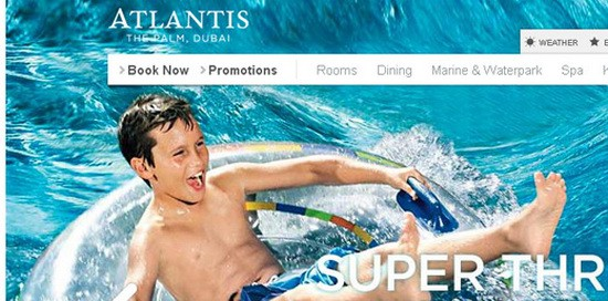 Atlantis: The Palm in Dubai