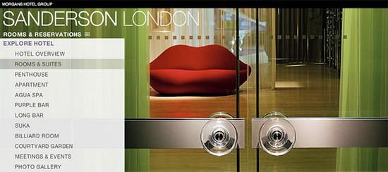 Sanderson London