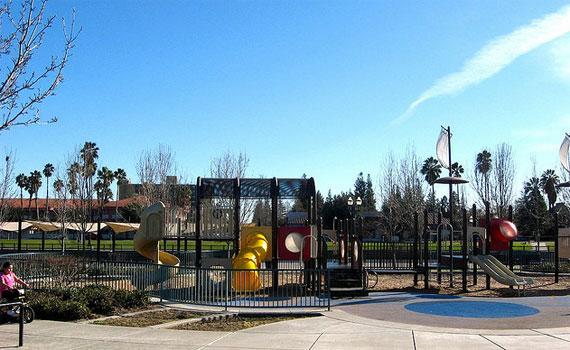 Playground Design for Childhood Development