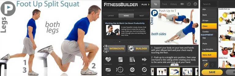 Fitness Builder