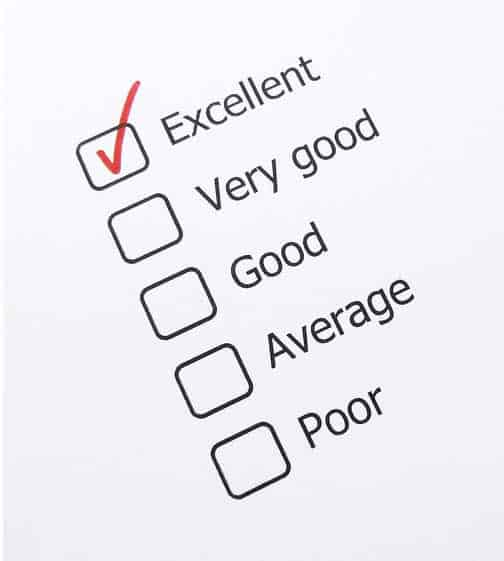 Gaining Valuable Feedback at the End of Your Event