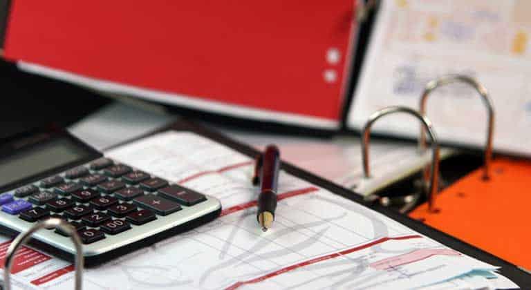 Creating a Merchant Account Paperwork