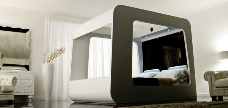 5 cool gadgets for your bedroom. Black Bedroom Furniture Sets. Home Design Ideas