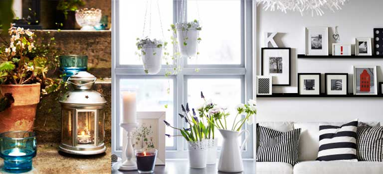 Change your life for the better with homeware decorations for Homeware decor