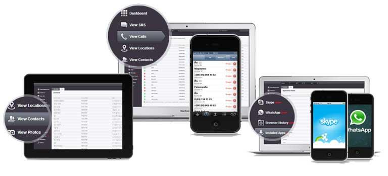 net spy mobile iphone