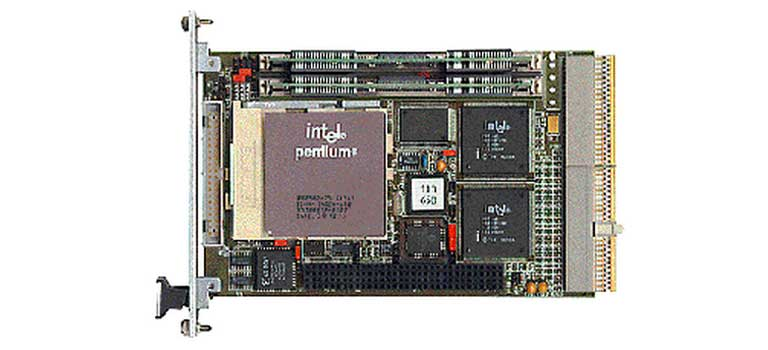 CPCI for Industrial Computers