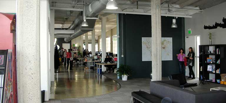 Twitter Office Design