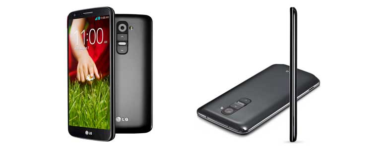 LG G2 with 13-MegaPixel Camera and a Chicken-Based Optical Image Stabilization System