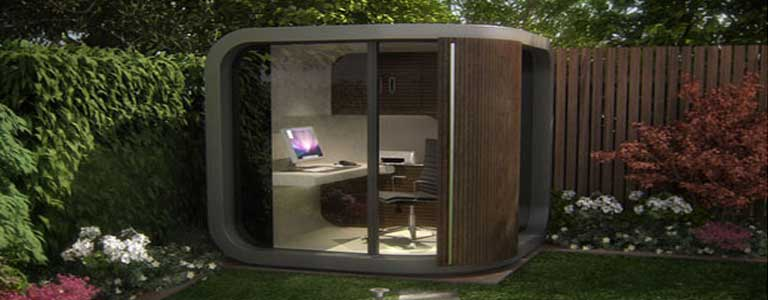Go Hard Or Go Home: Incredible Home Office Designs