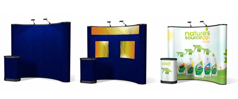 Four Tips from the Experts on Designing your Custom Trade Show Display