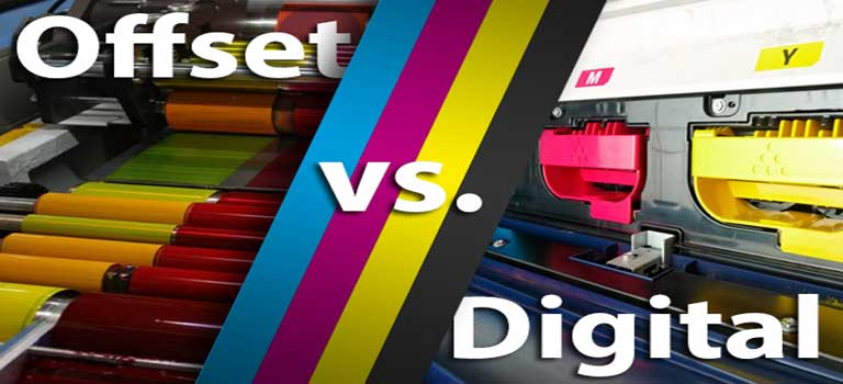 Offset vs. Digital Printing: How to Decide Which is Best for Your Business